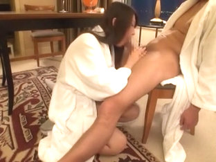 Hottest Japanese model Aoki Misora in Best Blowjob/Fera JAV video