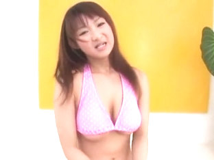 Exotic Japanese chick Kurumi Shiina in Horny JAV video