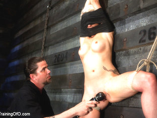 Lorelei Lee Day 4Facing Fears, Taking Brutal Torture, and Extreme Orgasms - TheTrainingofO