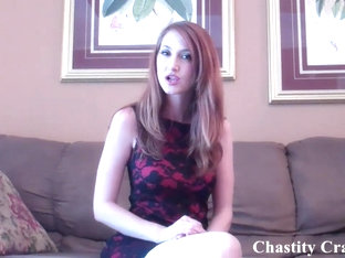 The rest of your life in chastity - ChastityCraze