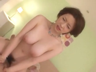 Amazing Japanese model Saki Okuda in Exotic Handjobs, POV JAV clip