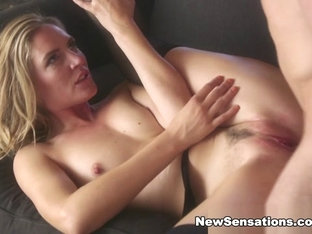 Lucas Frost  Mona Wales in Hotwife Mona Enjoys Her Boy Toy - NewSensations