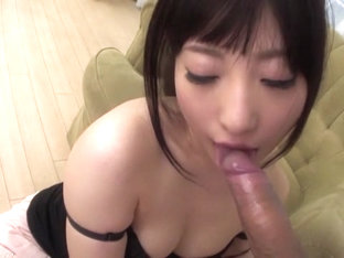 Amazing Japanese model Arisa Nakano in Hottest JAV uncensored POV clip