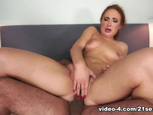Crazy pornstar Eva Berger in Hottest Big Ass, Redhead xxx clip