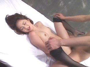 Fabulous Japanese whore Maria Seino in Incredible Cumshots, BDSM JAV clip