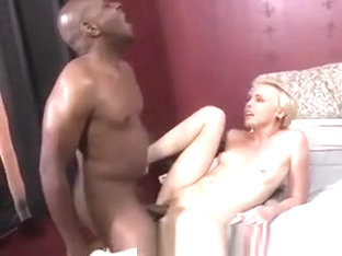 Baseball Bat Sized Black Cock For Miley