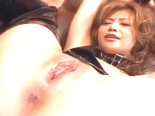 Naughty Asian Chick Akane Hotaru Is Fucked Hard With Many