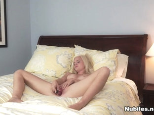 Cleo Marie in First Timer - Nubiles