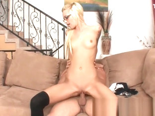 Hot Blonde Emma Mae Fucked Hard