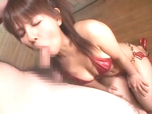 Incredible Japanese chick Rin Yuuki in Exotic Facial, Cumshots JAV movie
