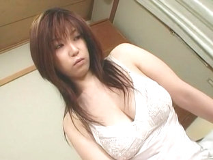 Amazing Japanese chick Nao Nazuki in Incredible Solo Female, Lingerie JAV movie