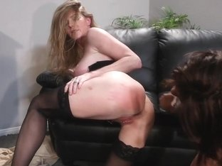 Isis Taylor & Amber Michaels in Charm School