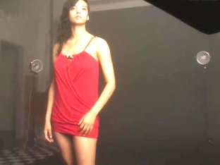 Shanaya Red nude photoshoot, no audio