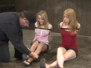Jessie Cox, Ami Emerson, and Isis Love Part 1 of 4 of the September Live Feed
