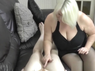 Granny Wants to Have Fun With a Sex Doll