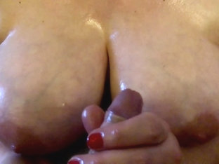 long, oily and slow Handjob