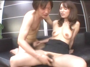 Exotic Japanese slut Misa Takada, Chika Arimura, Ran Kayama in Crazy Big Tits, Cumshots JAV video