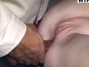 Two big hungry cocks into a tight ass hole of Yani