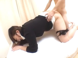 Fabulous Japanese model Ruri Housyou, Rio Hamasaki, Ryo Kiyohara in Best Doggy Style, Cumshots JAV.