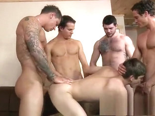 Johnny Rapid Gang Bang - Johnny Rapid, Tony Paradise, Sebastian Young, Rosso Twins