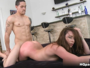 Horny pornstars Blake Haze, Cris Commando in Hottest Facial, Big Ass adult scene