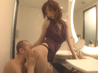 Horny Japanese slut Kaede Fuyutsuki in Exotic Fingering, Blowjob/Fera JAV video