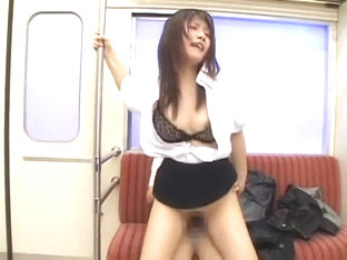 Crazy Japanese whore Akane Ozora in Exotic MILFs JAV video