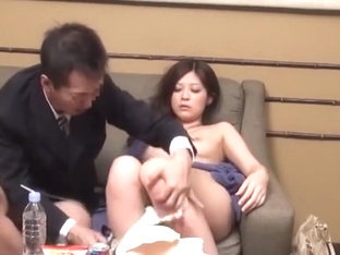 Amazing Japanese girl Wakana Kinoshita, Aki Nagase, Haruki Sato in Incredible MILF JAV video