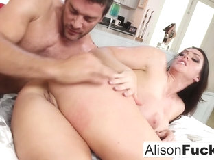 Alison Tyler in Amazing Rough Fuck With Alison Tyler And A Hung Spanish Stud - AlisonTyler