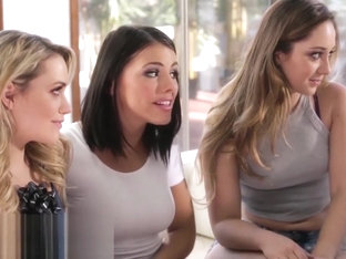 "Described Video ??"" Mia Malkova Ass Fucked Orgy"