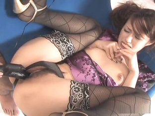 Ami Matsuda Plays With Her Favorite Toys