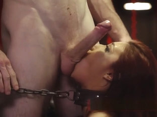 Farm Slut Bondage And Extreme Poor Lil' Jade Jantzen, She Ju