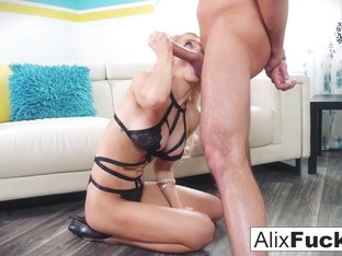 Alix Lynx in An Amazing Example Of Blow Job Skills By Alix Lynx - AlixLynx