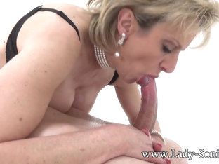 One Of My Twitter Followers First Time Ever On Video - LadySonia