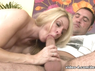 Horny pornstar Angela Attison in Incredible MILF, Big Tits sex video