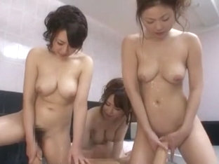 Hottest Japanese girl Risa Kasumi, Ai Sayama, Ai Takeuchi in Horny POV, Group Sex JAV scene