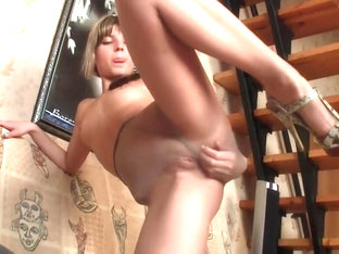 junior Pantyhose Lady 02