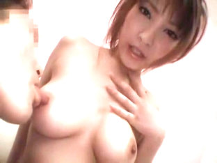 Exotic Japanese chick Kokomi Sakura in Amazing Big Tits, Lingerie JAV scene