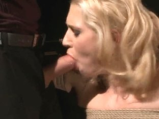 Linda Ray gets dominated by her master