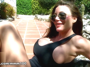 Clanddi Jinkcego in Interview Porno With Clanddi Jinkcego  - MMM100