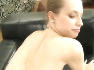 Pleasing little young whore Angel Hott featuring a hot foot fetish sex video