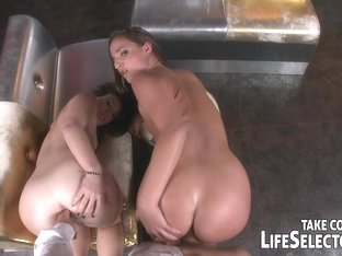 After Party Pleasures - LifeSelector