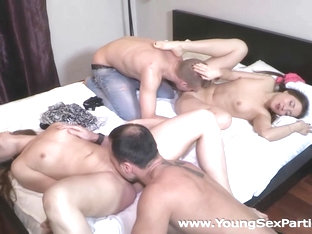 Young Sex Parties - Rita Milan - Taissia Shanti - Sex party swinging