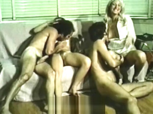 Very Hot Hippie Swinger Fuck Party (1960s Vintage)