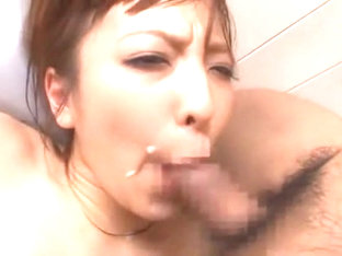 Fabulous Japanese chick An Mashiro in Incredible Big Tits, Massage JAV movie