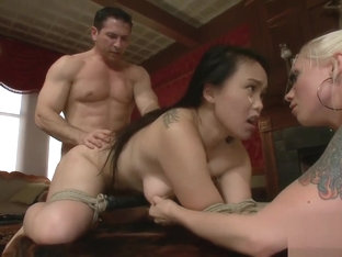 Gefesselt gefickt - Lorelei lee and madeleine mei spouse training