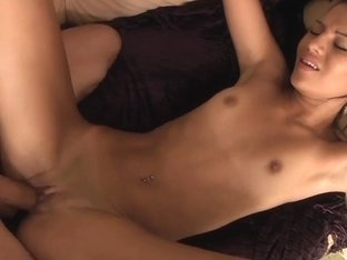 Cassie Cruz in Filled For The First Time