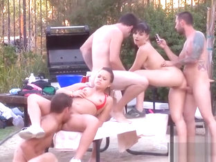 Kaci Starr Ashli Orion Collage Garden Group Part 3