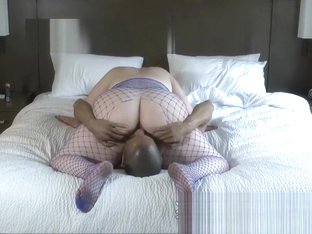 Big Butt Cuckold Wife Window Play