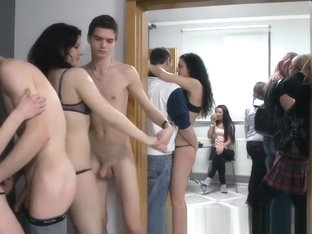 Hardcore Groupsex Swingers Party